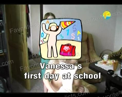 Download Vanessas First Day At School Naturist Freedom