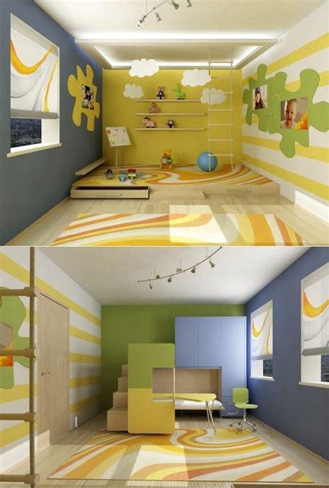 couleur actuelle pour chambre chambre d 39 enfants idées design et colorées the