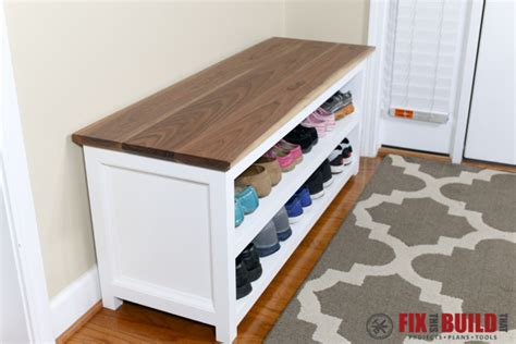 Shoe Entryway Bench by Entryway Shoe Bench White