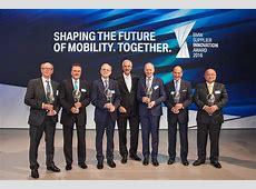 BMW Group zeichnet Lieferanten für beste Innovationen aus