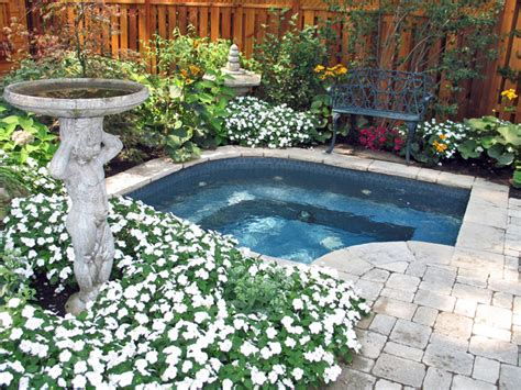 inground tub ideas pools and hot tubs traditional pool toronto by infinite possibilities