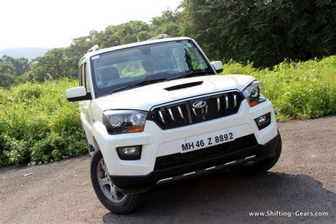 Mahindra Scorpio S10 Modified