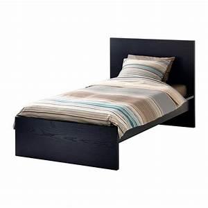 Lit Haut Ikea : malm cadre de lit haut ikea ~ Teatrodelosmanantiales.com Idées de Décoration