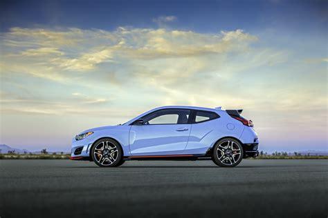 Hyundai Veloster N Wins Motorweek Drivers' Choice Award At