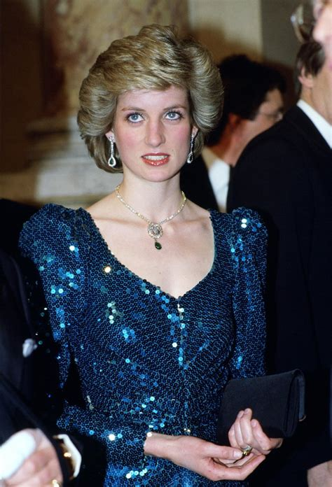princess diana iconic dresses    auction including