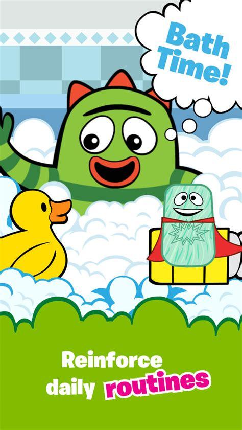 Gabba Gabba Babies by Yo Gabba Gabba Babies Ios App