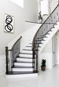 renovation escalier et idees de decoration 78 photos supers With awesome idee couleur couloir entree 16 renovation escalier et idees de decoration 78 photos