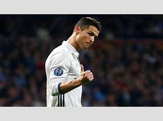 Real Madrid's Cristiano Ronaldo is officially out of El