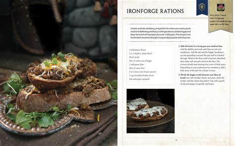 official world  warcraft cookbook calls  hungry