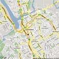 Map of Launceston, Tasmania | Hotels Accommodation