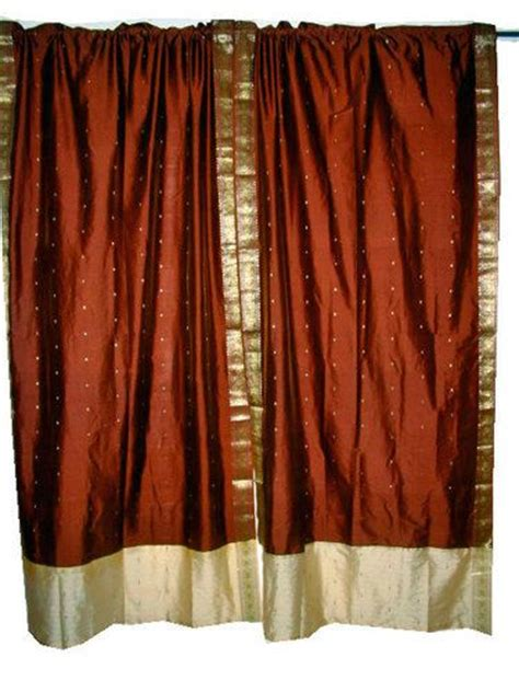 Drapes India - 1000 images about india silk sari curtain on