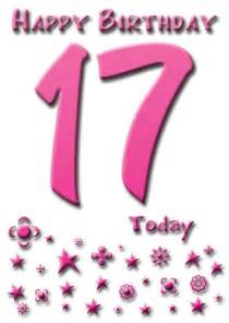 Happy 17th Birthday Daughter