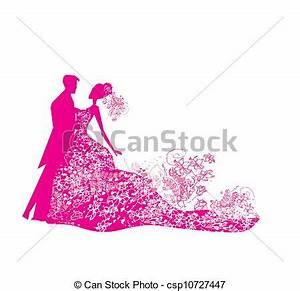 Dessin Couple Mariage Couleur : couple mariage fond danse ~ Melissatoandfro.com Idées de Décoration