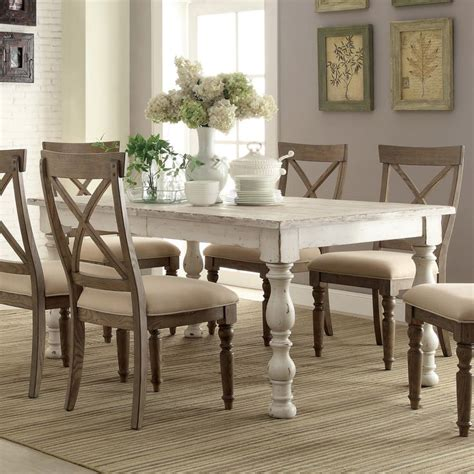 driftwood kitchen table set best 25 white dining table ideas on dining