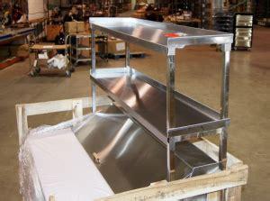 sandwich unit  shelfstainless steel  shelves