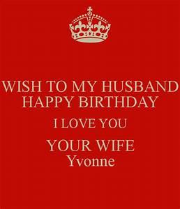 Happy Birthday Love You Wife | www.imgkid.com - The Image ...