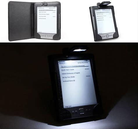 Kindle With Light by Kindle 4 With Built In Led Light
