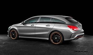 Mercedes Cla Break : 2016 mercedes benz cla250 shooting brake revealed for euro ~ Melissatoandfro.com Idées de Décoration