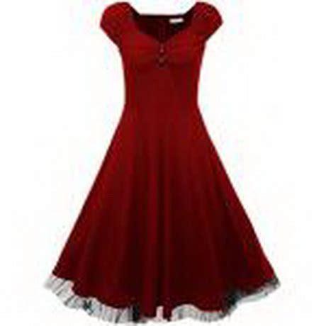 bordeaux rote kleider