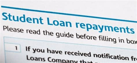 student loan repayments  tax form   student loans
