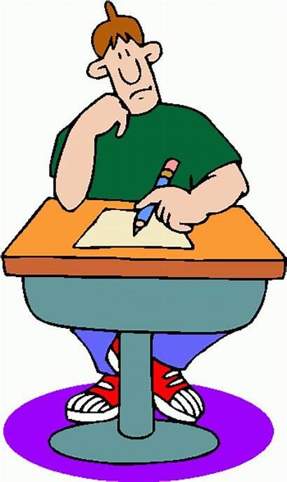 Bored Clipart Taking Boredom Note Clip Student