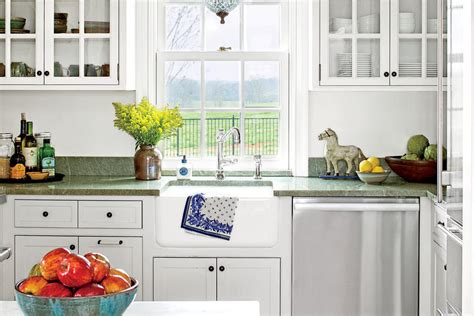 southern living kitchen designs kitchen inspiration southern living 5621
