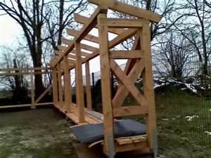Holzunterstand Selber Bauen : holzunterstand youtube ~ Whattoseeinmadrid.com Haus und Dekorationen
