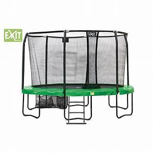 Trampolin Für Kinderzimmer : trampolin exitjumparena oval 244 x 380 cm mit sicherheitsnetz exit mytoys ~ Frokenaadalensverden.com Haus und Dekorationen