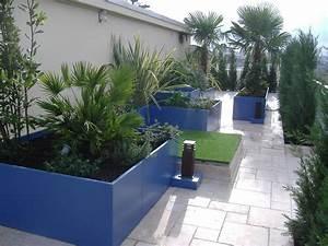 Aménagement Toit Terrasse : galerie photos bacs sur mesure image 39 in am nagement d un toit terrasse parisien ~ Melissatoandfro.com Idées de Décoration