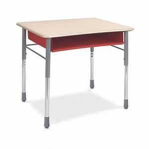 Virco IQ Student Desk, Plastic Top, 280OPNM, On Sale Now