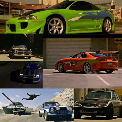 fast  furious  cars images  pinterest