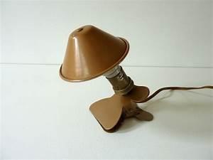 Lampe A Pince : lampe pince bronze feeb 39 s little shop ~ Teatrodelosmanantiales.com Idées de Décoration