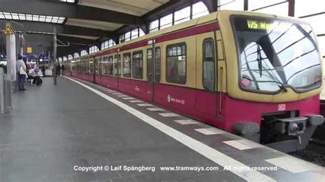 Auto Mieten Berlin Zoologischer Garten by S Bahn Berlin Trains At Zoologischer Garten Berlin
