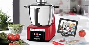 Magimix Cook Expert Prix : mieux que thermomix le robot cuiseur magimix cook expert ~ Premium-room.com Idées de Décoration