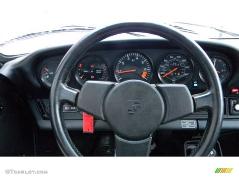 1986 porsche targa interior black interior 1984 porsche 911 carrera targa photo