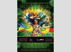 Rio Carnival Flyer Lightning Tree Creative Media
