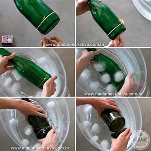 Customiser Une Bouteille De Vin : 15 id es sympas et originales pour recycler vos bouteilles ~ Zukunftsfamilie.com Idées de Décoration