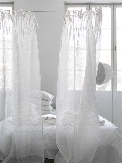 best 25 white sheer curtains ideas on window