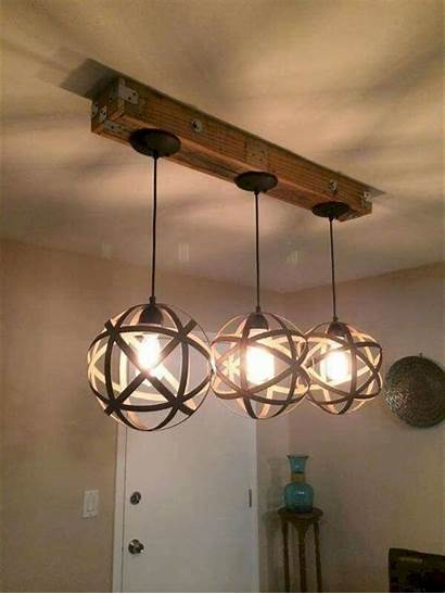 Dining Farmhouse Fixtures Rustic Lighting Kitchen Fixture