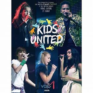 Kids United Vol 1 tapartition