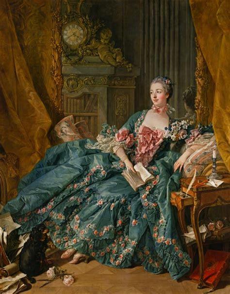 marquise de pompadour fran 231 ois boucher als kunstdruck oder handgemaltes gem 228 lde
