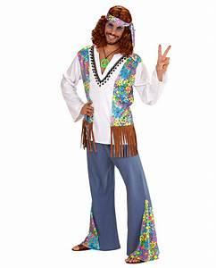 Karneval Kostuem Maenner : hippie m nner kost m gr xl f r fasching karneval universe ~ Frokenaadalensverden.com Haus und Dekorationen