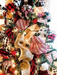 Dollar, General, Christmas, Tree, Makeover, U2013, Lizzy, U0026, Erin