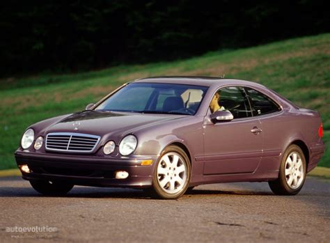 Mercedes Benz Clk (c208)