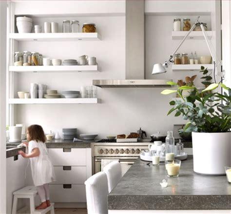 open kitchen shelves decorating ideas modern interiors open kitchen shelves ideas
