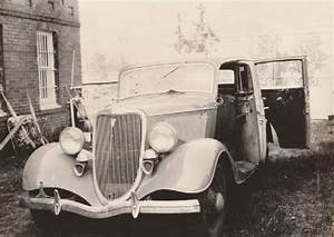 Rare Photographs Of Bonnie And Clyde Show Them At The End