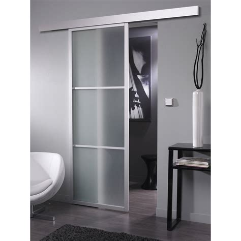 chambre chez ikea ensemble porte coulissante aspen aluminium avec le rail
