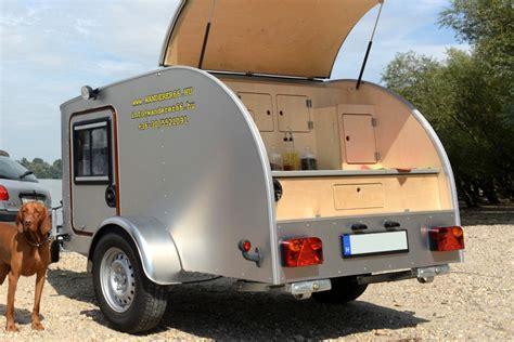 Mini Wohnwagen Wanderer66