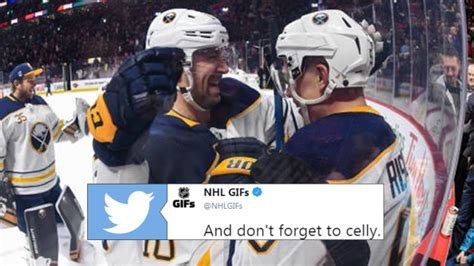 They didn't work out that well together. Rasmus Ristolainen pulled out a Selanne-like celebration ...