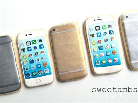 iphone cookies iphone cookies by sweetambs sweetambs